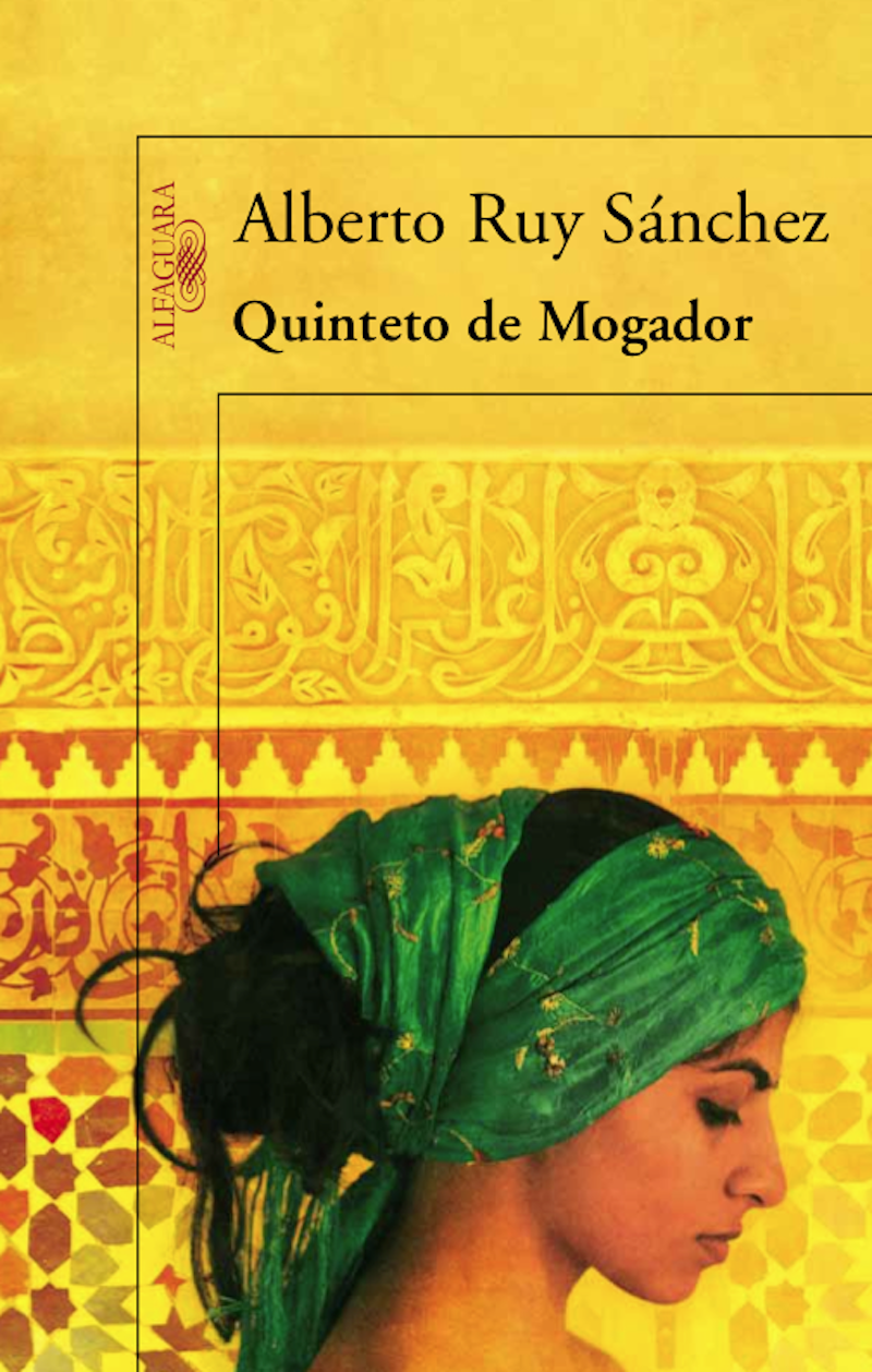 En Kindle, el Quinteto de Mogador:
