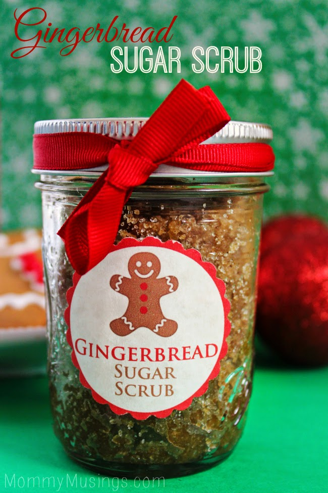 21 Homemade Sugar Scrub Recipes (Great for Gifts!!)