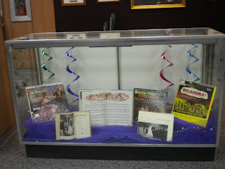 Rodgers & Hammerstein display