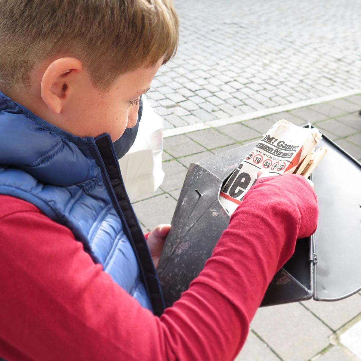 Конверт для почты
