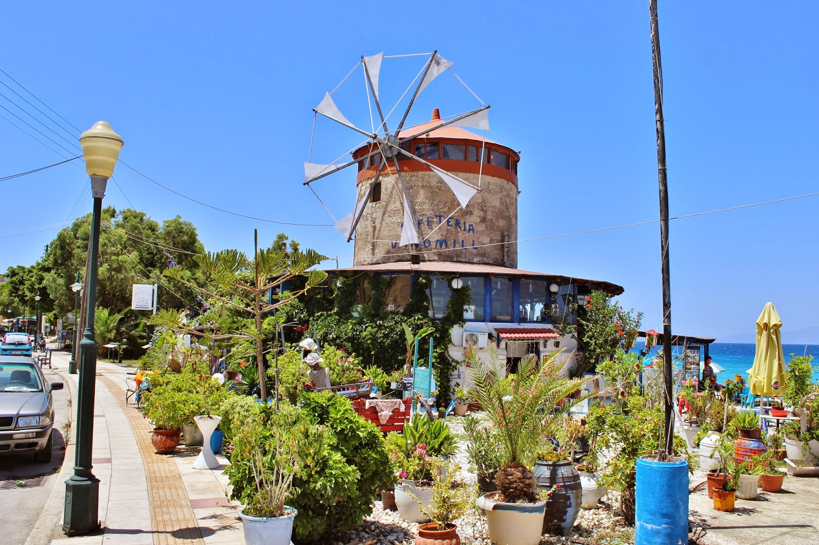 Ilyasos Beach, Rhodes