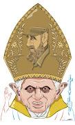 El Papa en Cuba · 1 comentario: Etiquetas: Personajes el papa