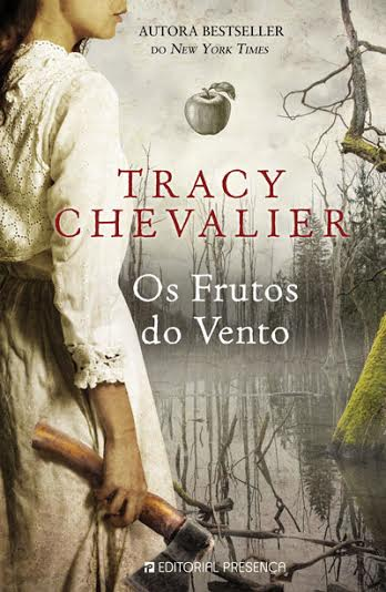 RESULTADO do PASSATEMPO Editorial Presença | Os Frutos do Vento de Tracy Chevalier