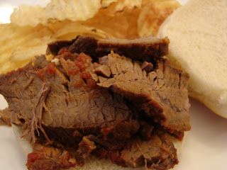 Bear in the Kitchen: Pioneer Woman Brisket