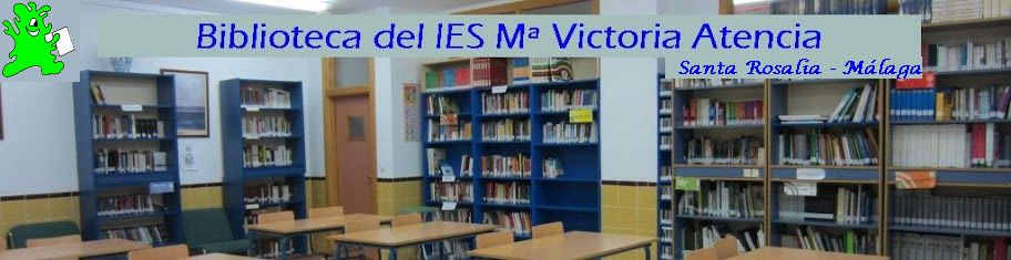 Biblioteca del IES Mª Victoria Atencia