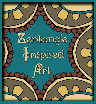 ZIA  (Zentangle Inspired Art)