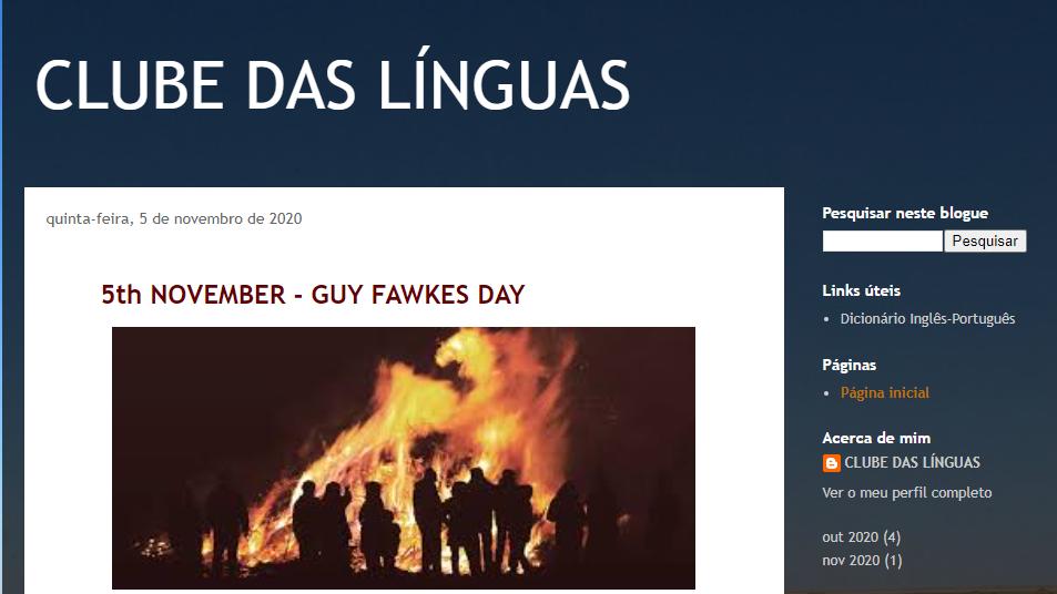 Clube das Línguas