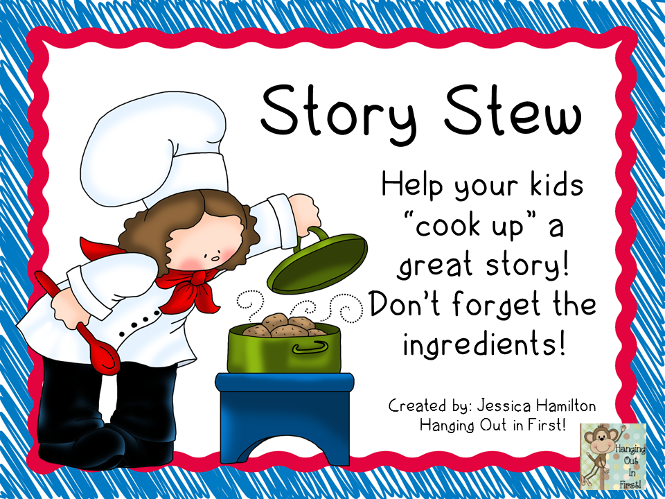 http://www.teacherspayteachers.com/Product/Story-Stew-Comprehension-Lesson-1393147