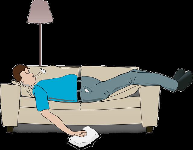 Noticias insólitas: Entra a robar en una clínica y se duerme en un sofá terapéutico
