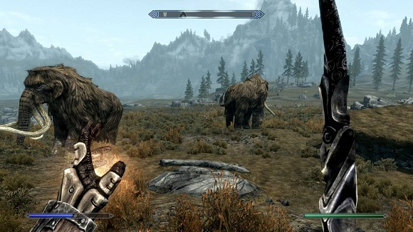 Download Game PC The Elder Scrolls V Skyrim