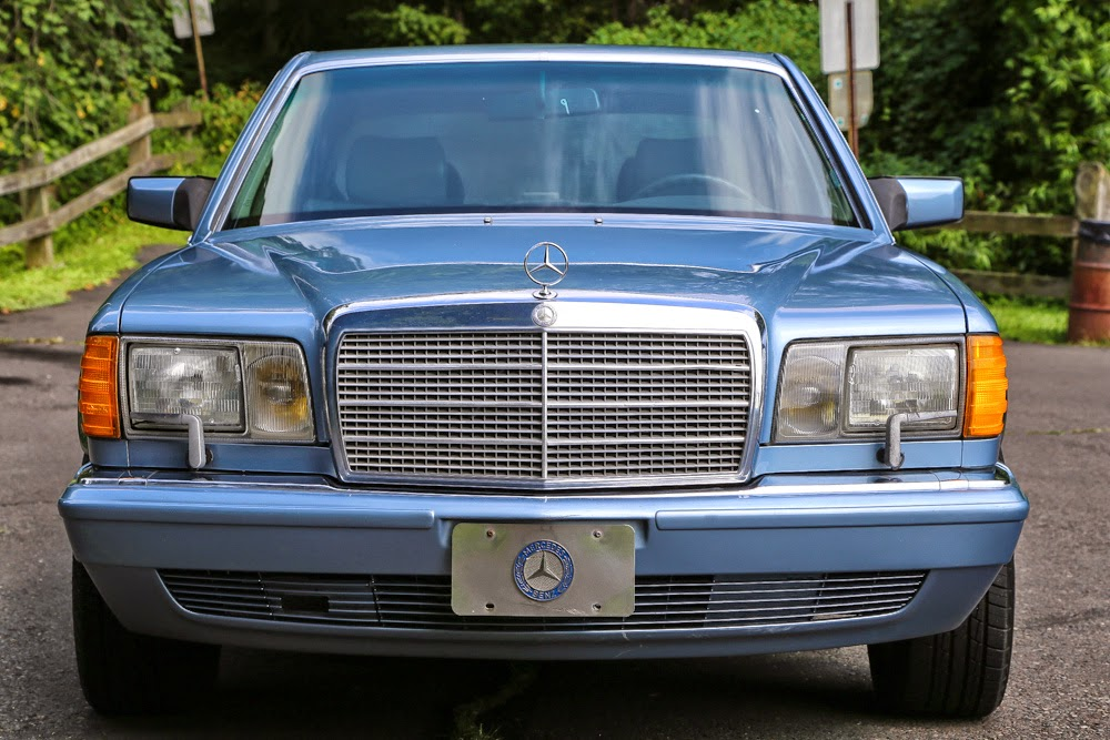 Mercedes benz w126 300sdl turbo diesel benztuning for Mercedes benz w126