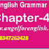 Chapter-43 English Grammar In Gujarati-TO BE ABLE TO