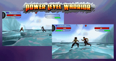 download power level warrior mod apk