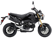 Gambar Motor 2014 Honda Grom 125 #2