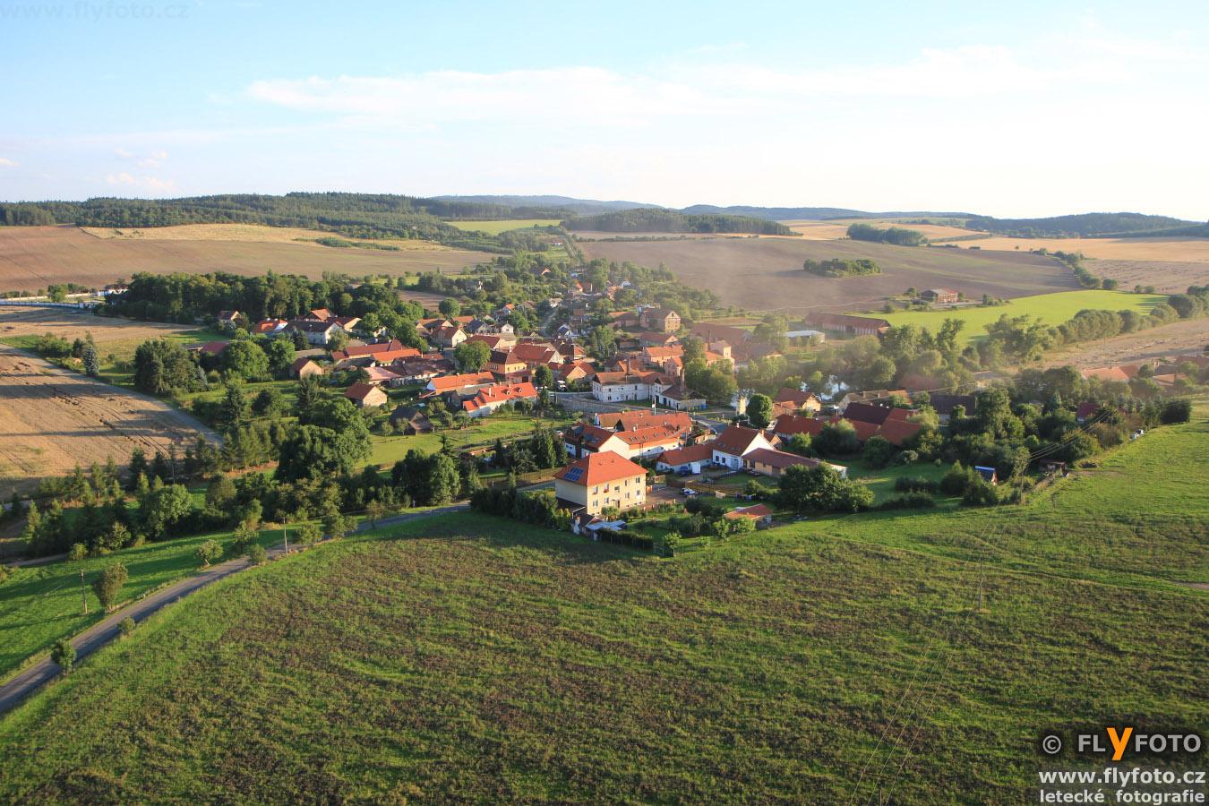 obec Terešov