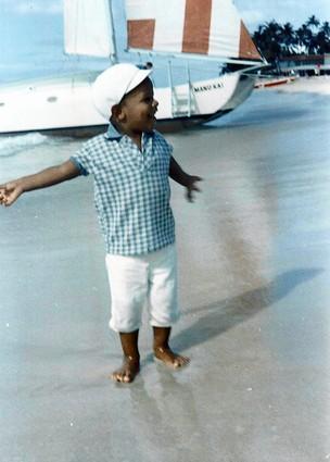 Child Barack Obama Childhood Pictures of ...