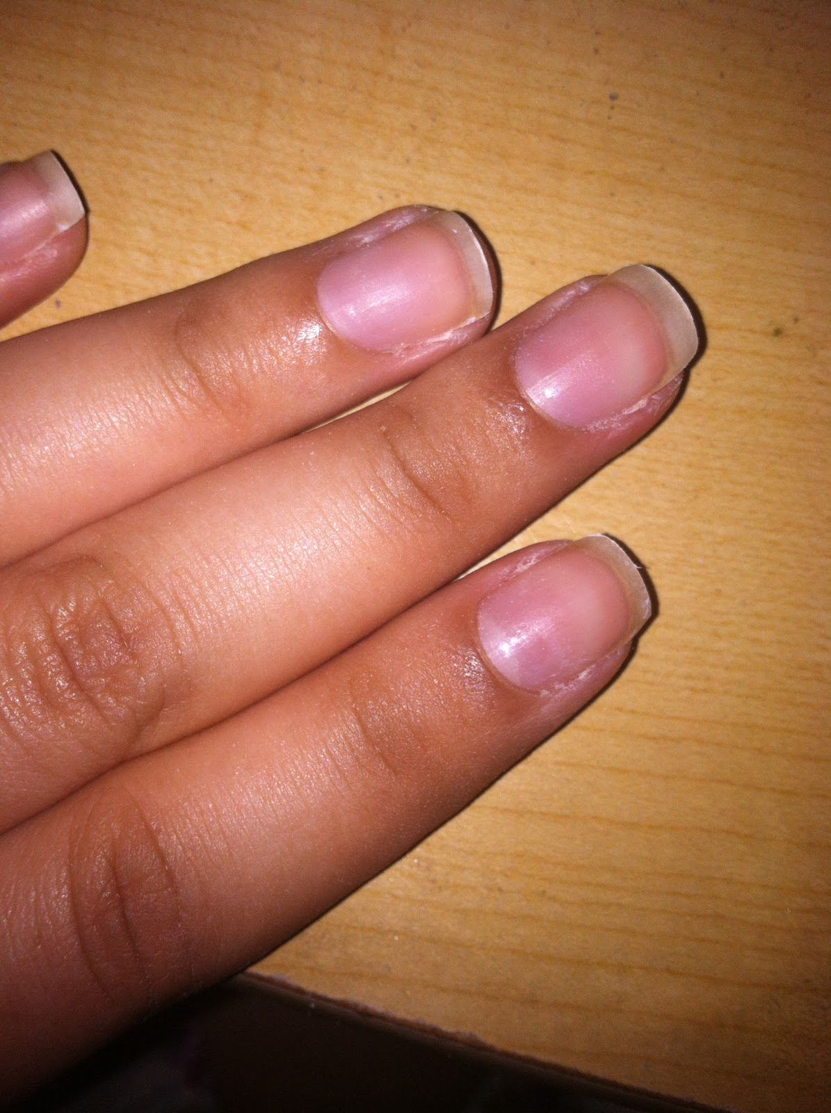 DIY: French Manicure   Thee Beauty Doctor