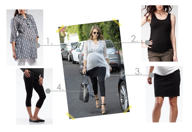 How to Wear: Maternity Black Denim Jeans for Spring | Soon ...