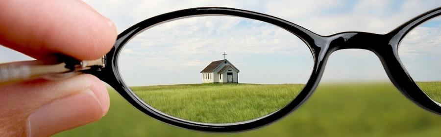 Igreja óculos