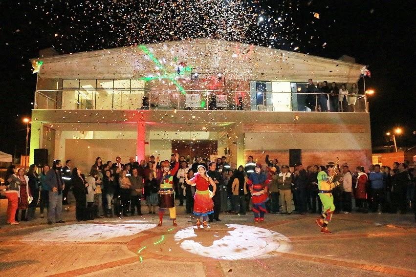 Teatro Mayor de Bogota Mayor en el Sur de Bogotá