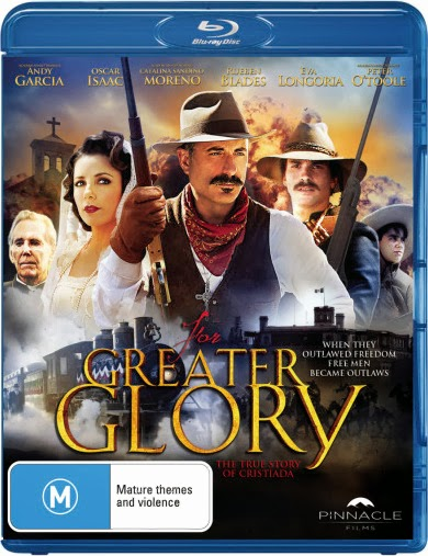 For Greater Glory: The True Story of Cristiada (2012) m720p BDRip 3.9GB mkv Dual Audio AC3 5.1 ch