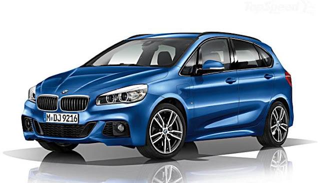 2016 BMW 225xe Plug-In Hybrid