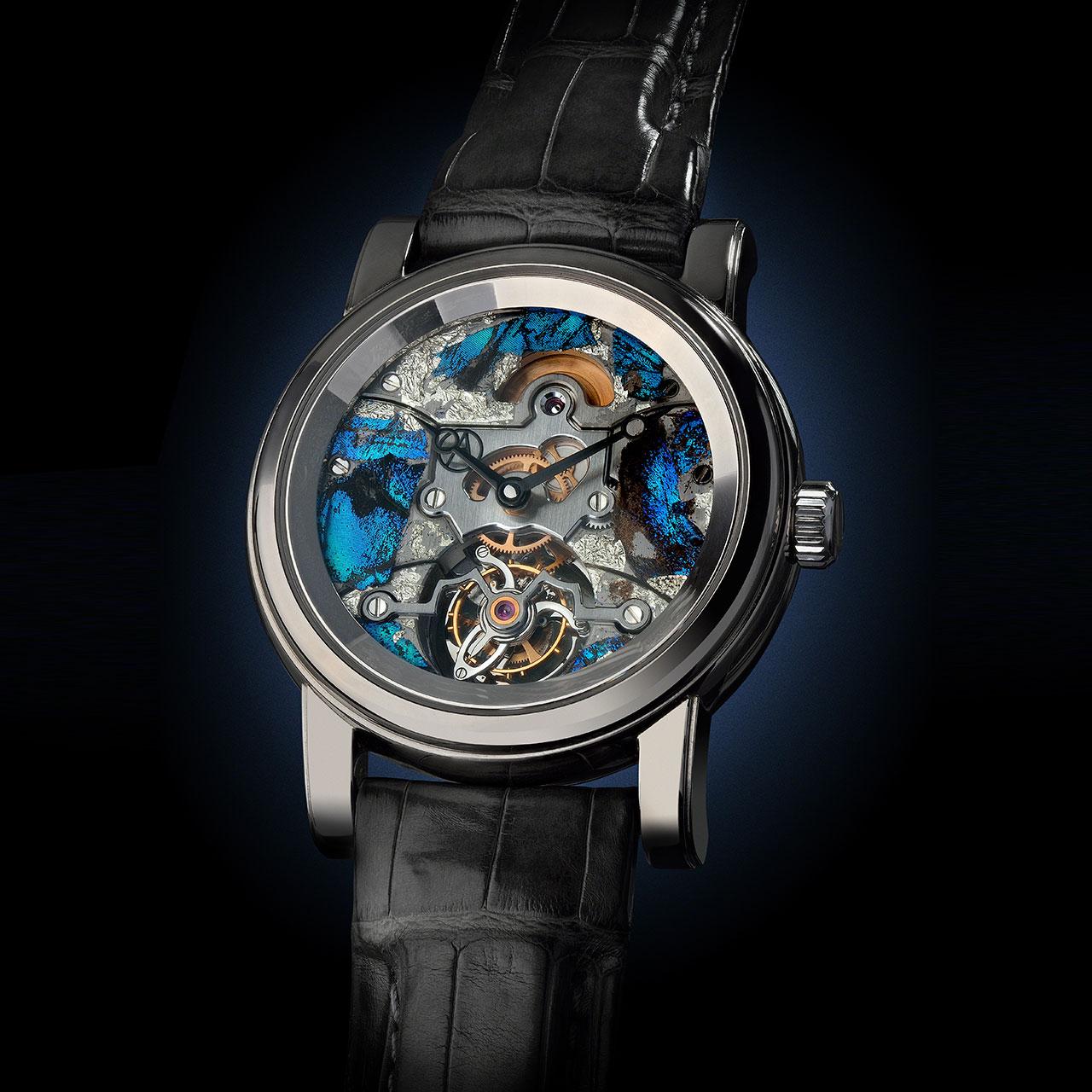 ArtyA Microcosmos Tourbillon Watch