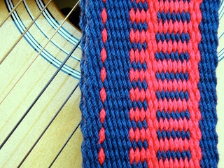 inkle weaving, inkle band design