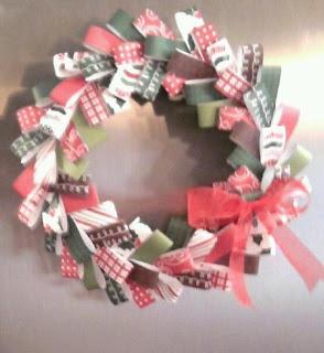 Christmas Wreath Tutorial DIY
