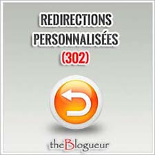 Redirection Temporaire 302