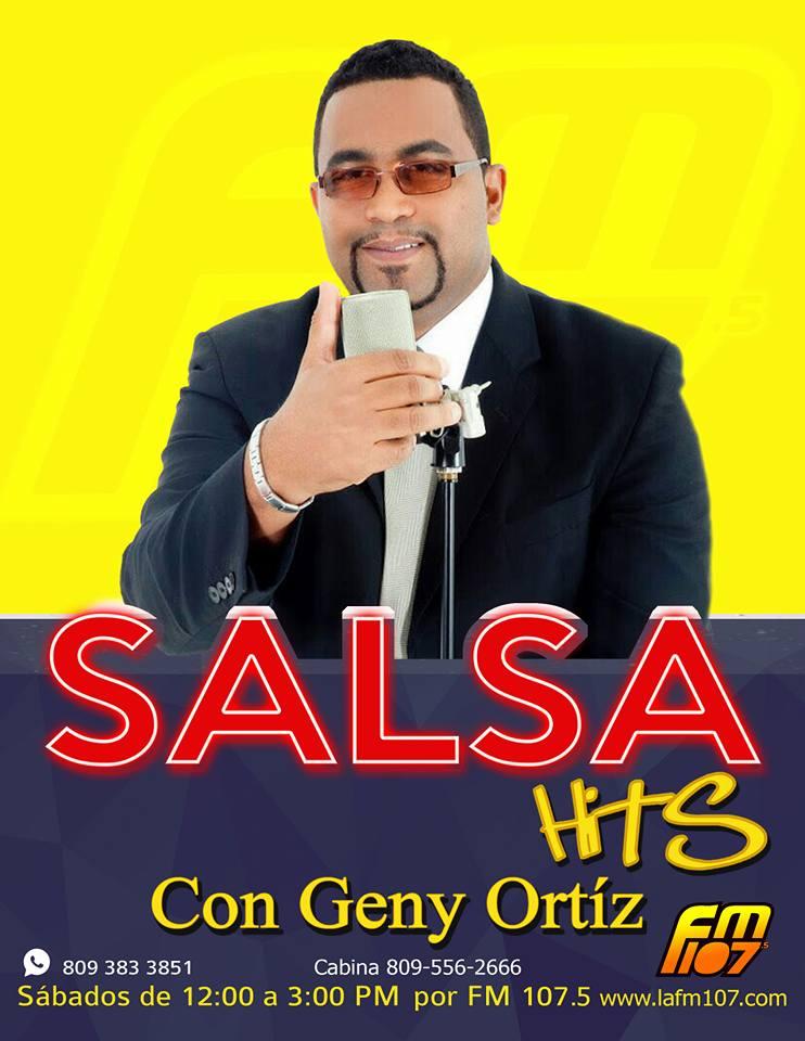 Escucha Salsa Hits