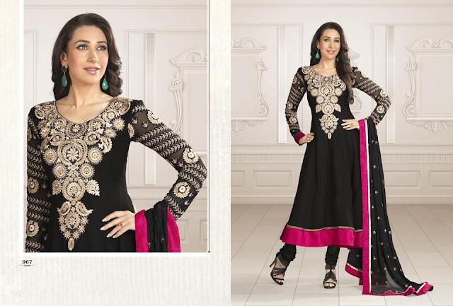 Bollywood salwar kameez, Bollywood replica