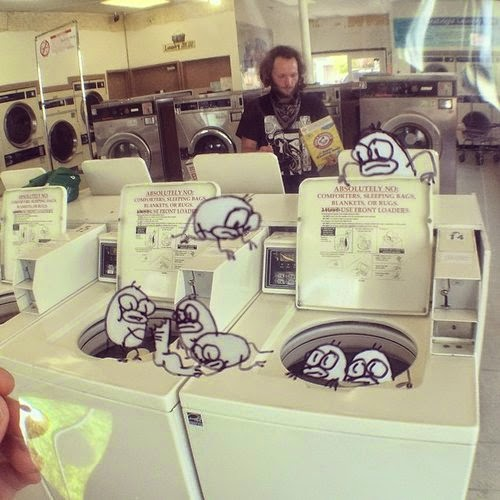 15-Laundry-Monkey-Marty-Cooper-aka-Hombre-McSteez-Doodle-Ramblings-www-designstack-co