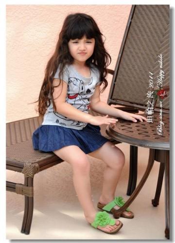 kanak kanak paling cantik
