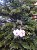 New Kitty Ornament