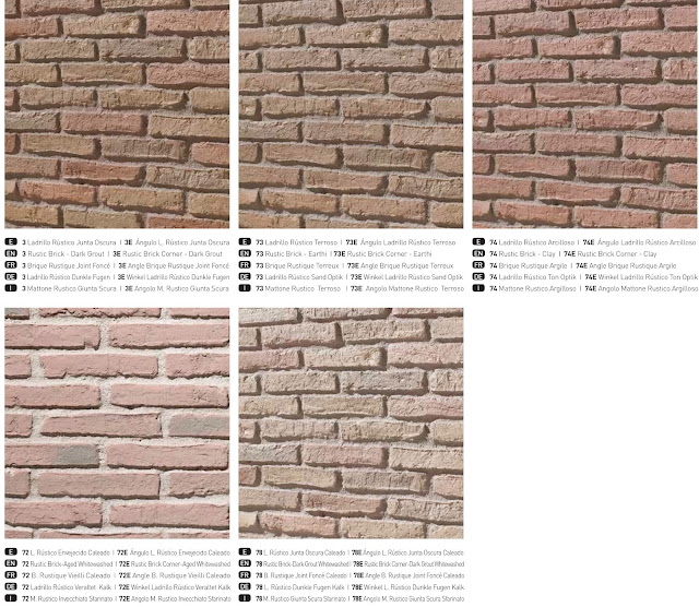 Brick Effect Wall Panels