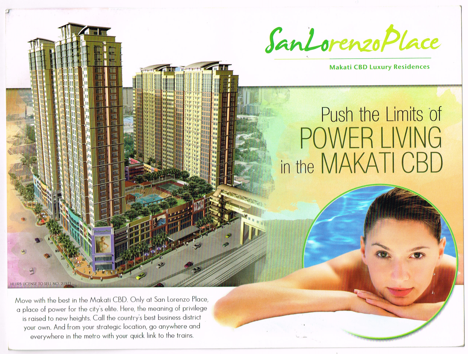 The Empire East Elite: San Lorenzo Place Residences