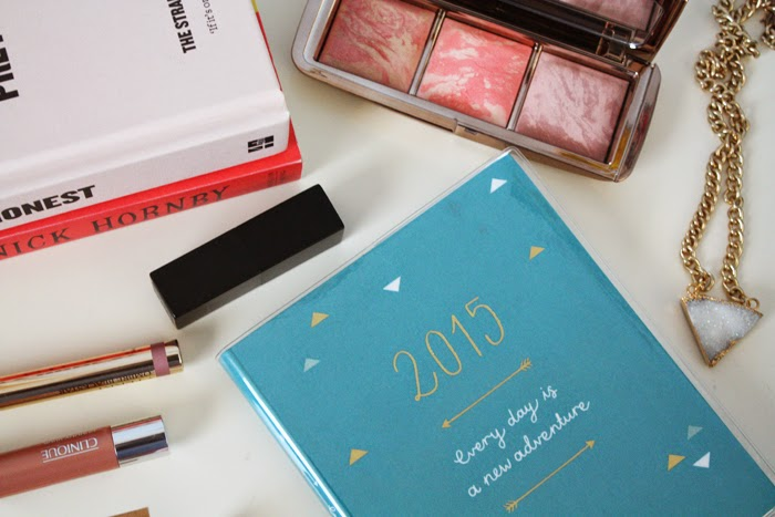 My 2015 Beauty Resolutions