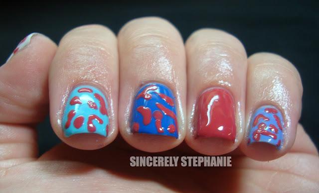 lizard-nail-art