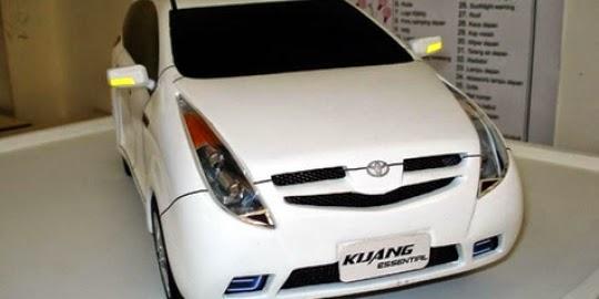 Bocoran Spesifikasi Toyota Kijang Innova Baru