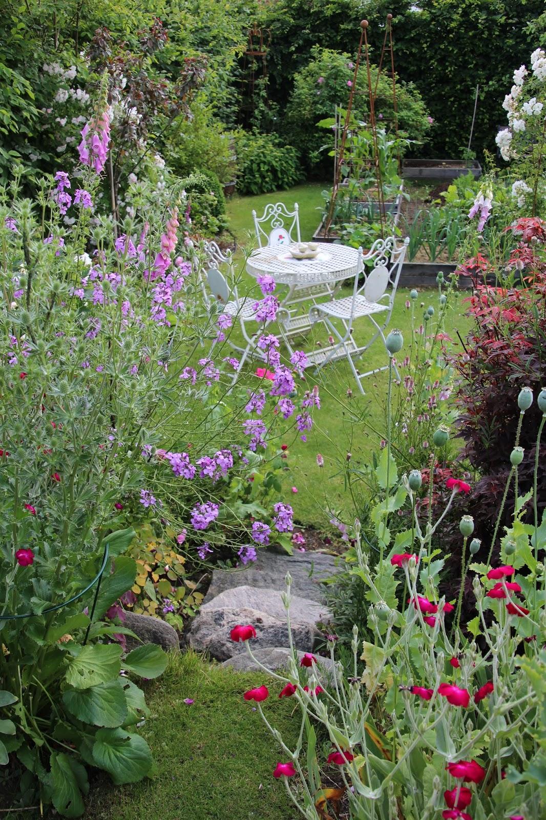 trädgårdstrappa stentrappa