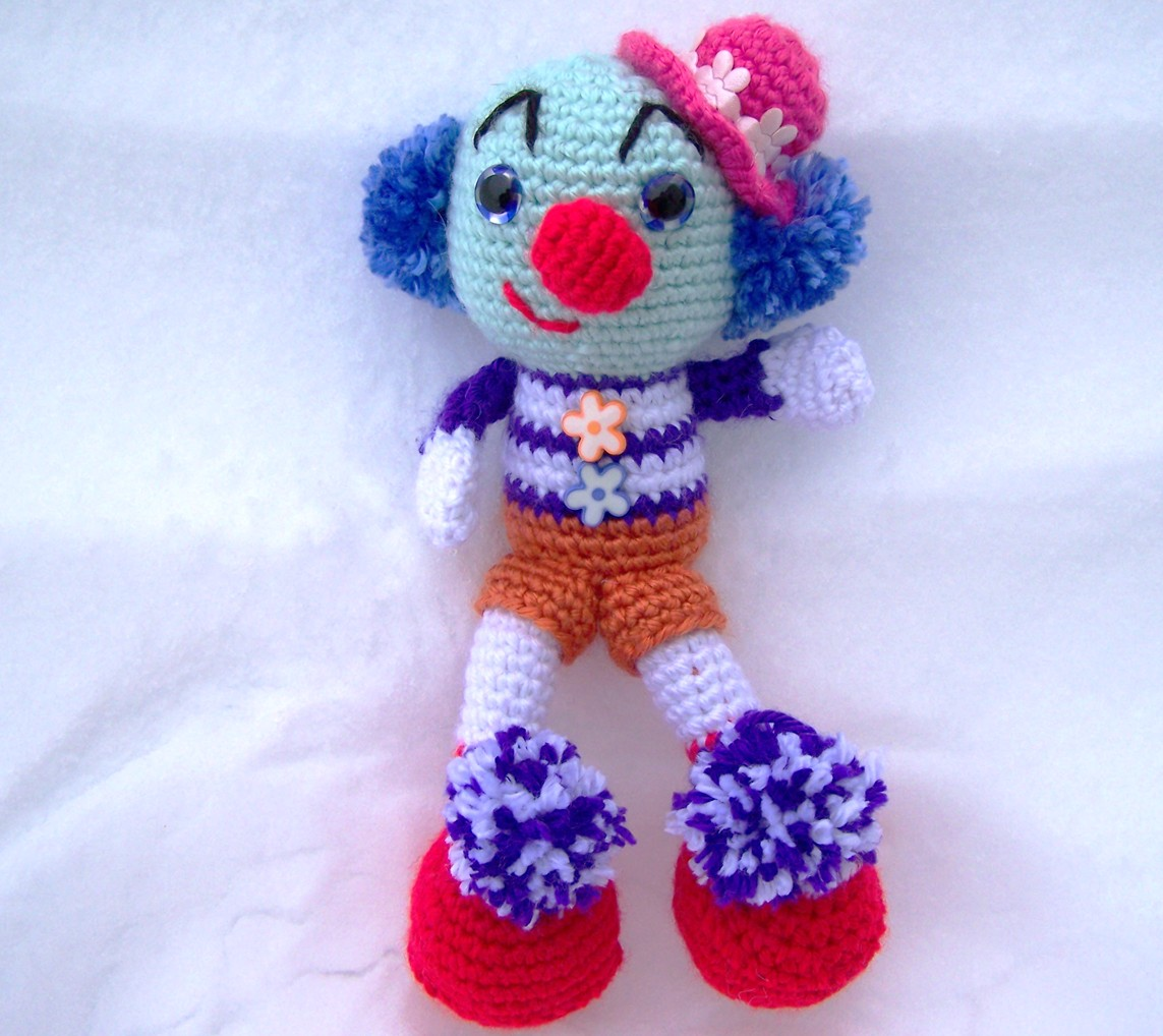 Crochet Stitches Gallery : amigurumi crochet patterns-Knitting Gallery