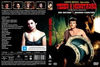 TESEU E O MINOTAURO (1960) - NOVA CÓPIA