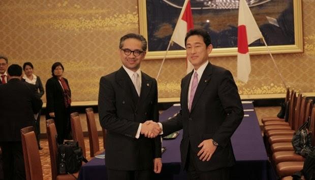 Indonesia-Jepang Saling Dukung Jadi Anggota DK PBB