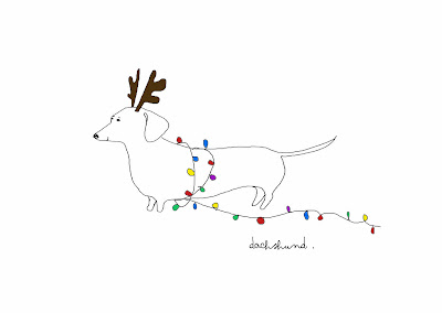 http://www.charhodgson.com/post/68604146544/christmas-dachshund-with-antlers-buy-it-here