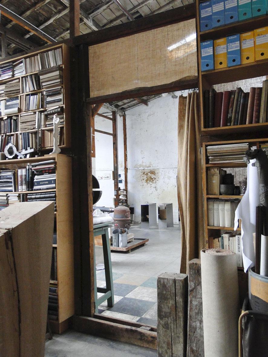 Loft connexion by samuel johde atelier d 39 artiste paris for Atelier du loft