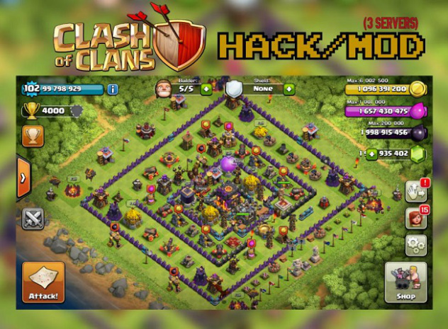 onhax clash of clans