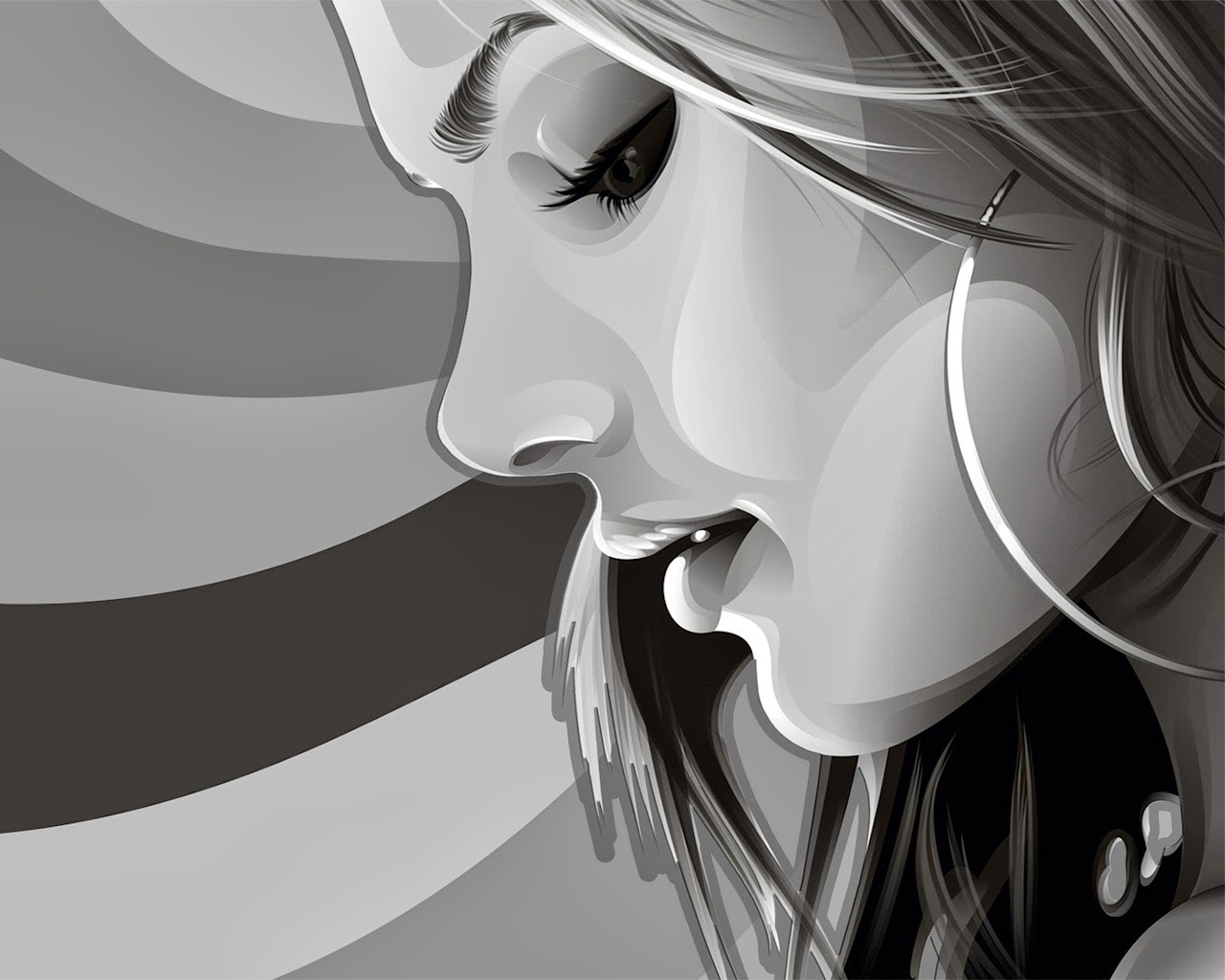 This is the alone lonely drawing bordel girl wallpaper picture and layout