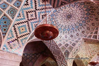mezquita Shiraz, Iran