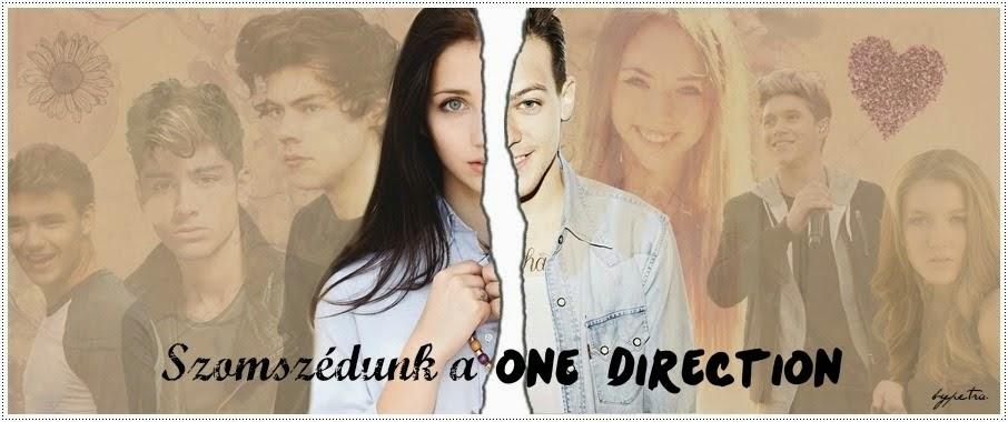Szomszédunk a One Direction